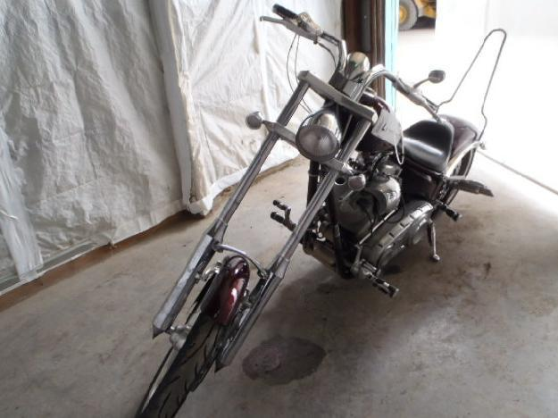 Salvage BIG DOG MOTORCYCLE 1.9L  2 2006   - Ref#27447363