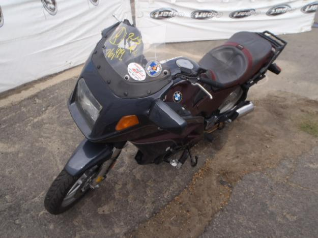 Salvage BMW MOTORCYCLE 1.1L  4 1997   - Ref#26579193