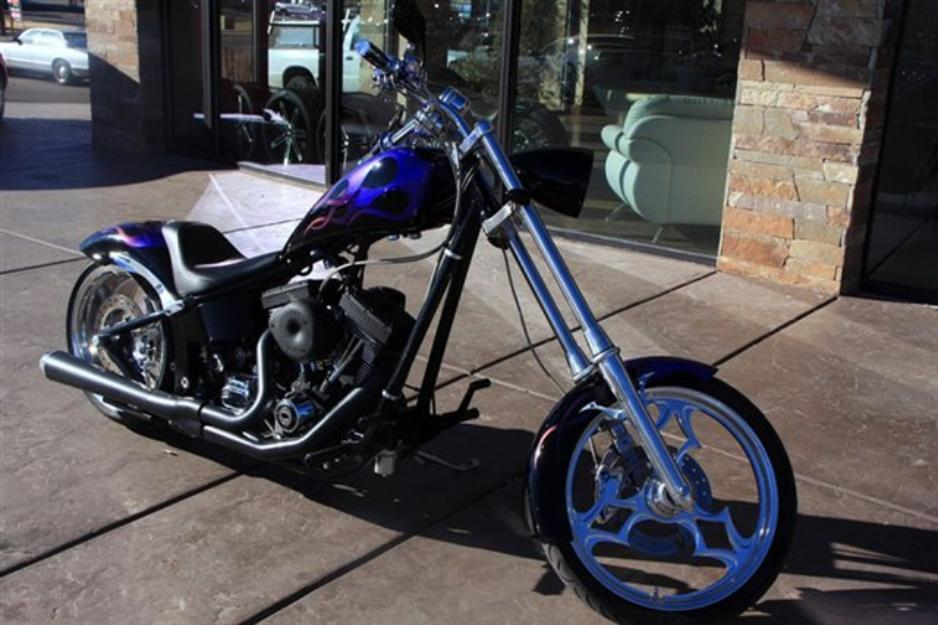 2003 big dog chopper custom paint