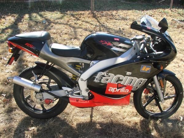 1999 Aprilia RS50  Racing Replica
