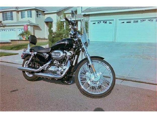 2004 Harley Davidson Motorcycle
