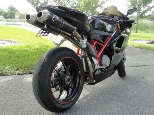 2008 Ducati 1098 S
