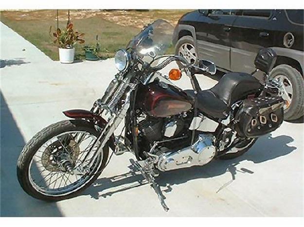 1990 Harley Davidson Springer