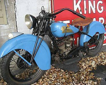 1940 Indian Indian Scout Thirty Fifty