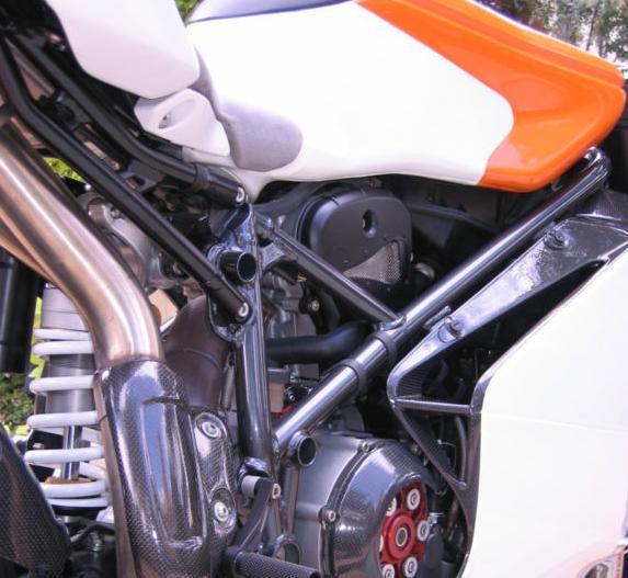 2005 Ducati 999 Motion SBK #004 Superbike