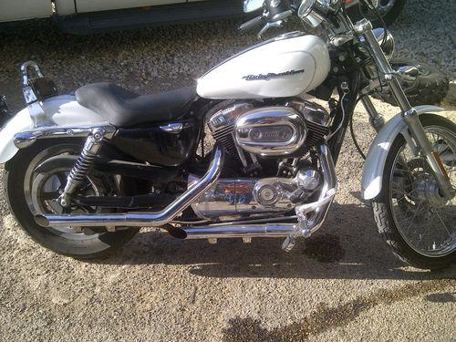 2005 Harley-Davidson Sportster 1200 custom Sportster Great condition