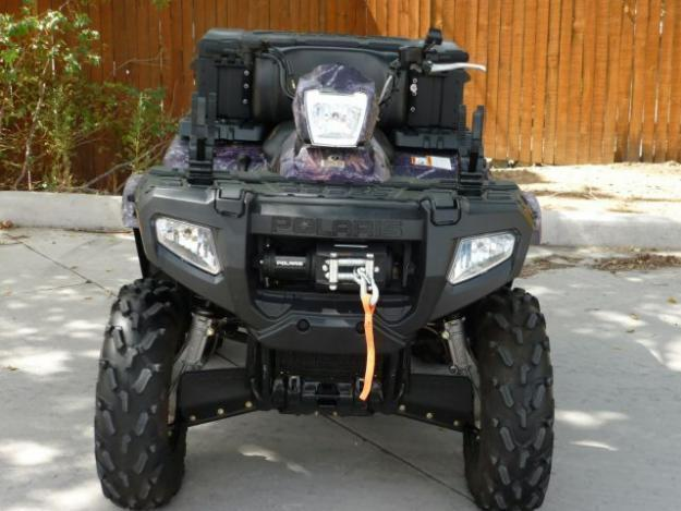 2007 Polaris Sportsman 500 camo atv