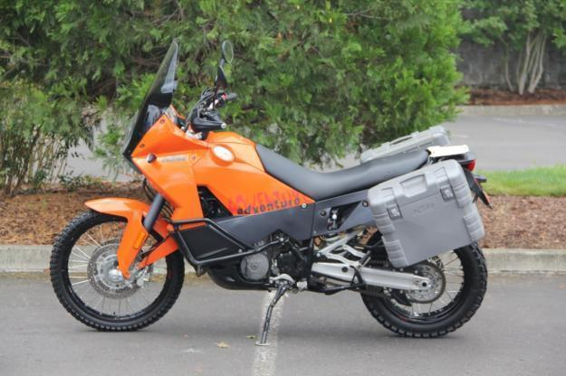 2008 KTM 990 Adventure ABS