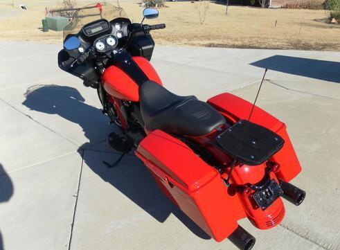 2012 Harley-Davidson Touring FLTRX