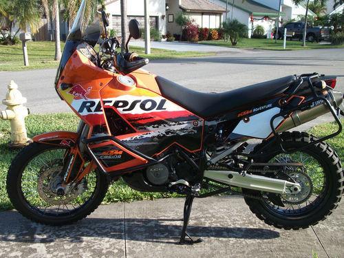 2005 ktm 950 adventure