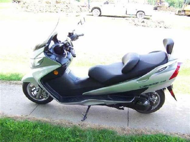 2005 Suzuki Motorcycle