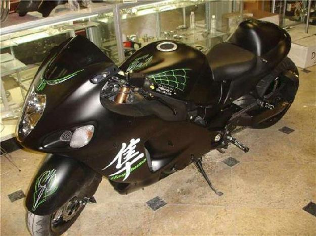 2007 Suzuki Motorcycle