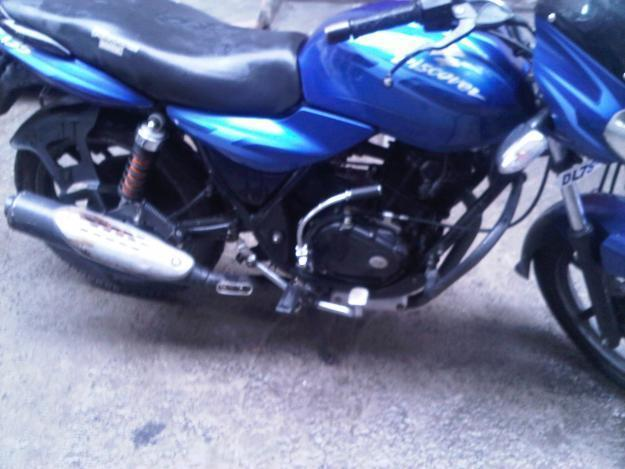 good condition discover 135cc bike for sale