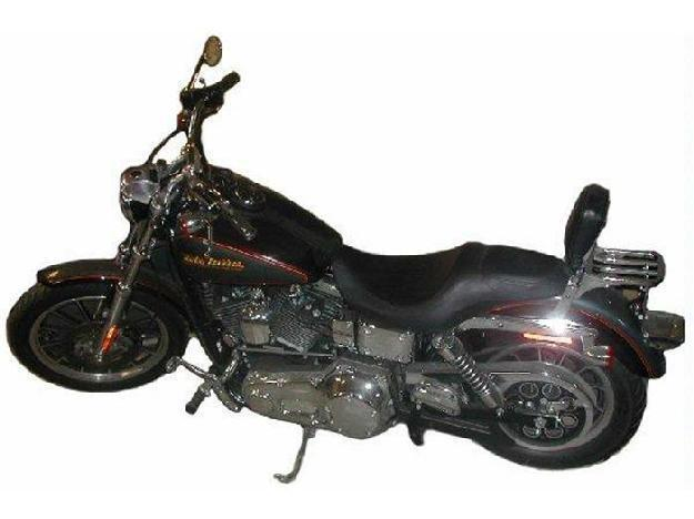 2001 Harley Davidson Motorcycle