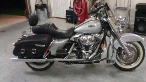 2005 Harley Davidson Road King Classic Cruiser in Denton, TX