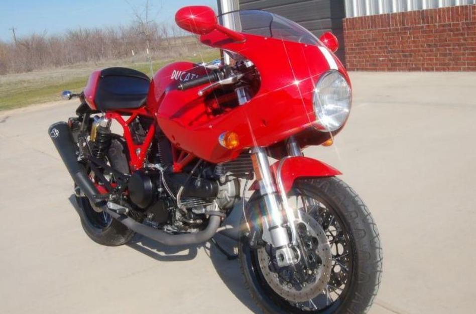 2007 Ducati Sport Classic 1000S