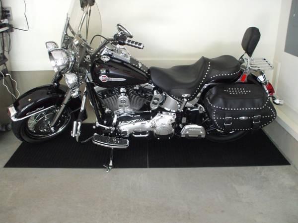 2002 Harley Davidson  FLSTC Heritage Softail Classic in Denver, NC
