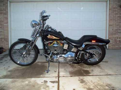 1996 Harley Davidson Springer Softail Cruiser in Denver, CO