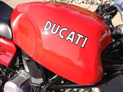 2007 Ducati Sport Classic GT1000