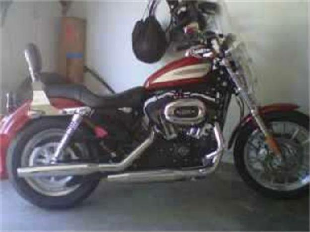 2007 Harley Davidson Motorcycle
