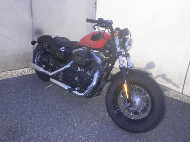 Salvage HARLEY-DAVIDSON MOTORCYCLE 1.2L  2 2010  -Ref#27209713