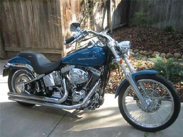 2001 Harley Davidson Deuce
