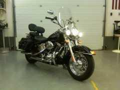 2008 Harley Davidson Softail Standard in Dodge City, KS