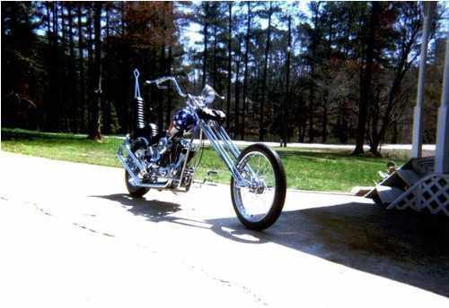1980 Harley Davidson Sportster Custom in Douglasville, GA