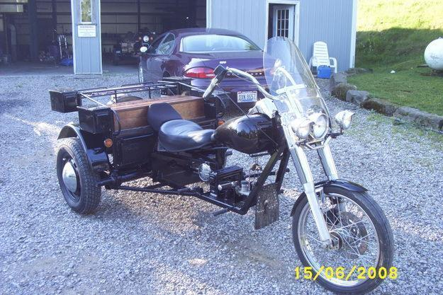 1974 VW trike for sale for $5,500 ..or trade for a nice boat of equal value