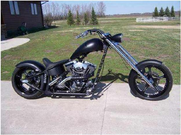 2007 American Ironhorse Motorcycle