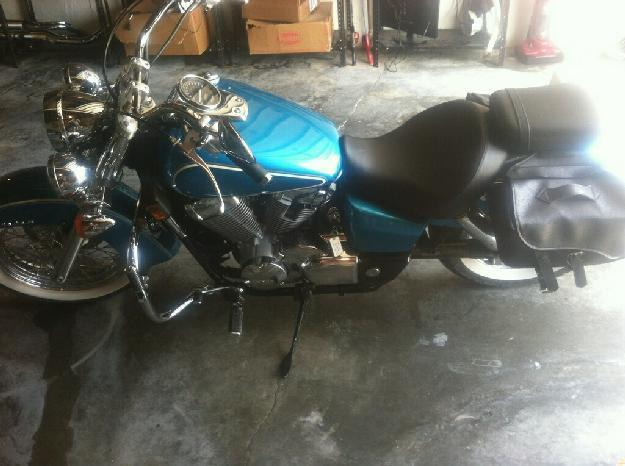 2009 Honda Shadow Aero 750 in Easton , MO