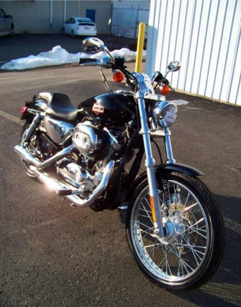 2007 HD Sportster 1200C Custom
