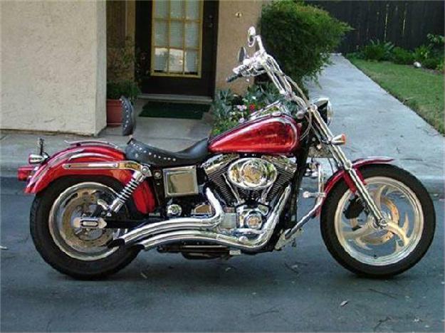 2004 Harley Davidson Dyna