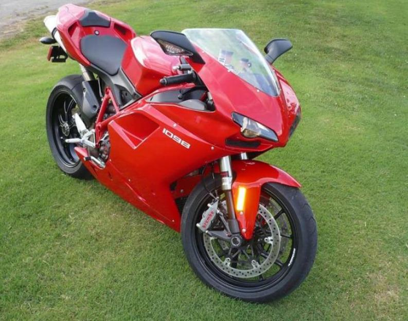2007 Ducati Superbike 1098