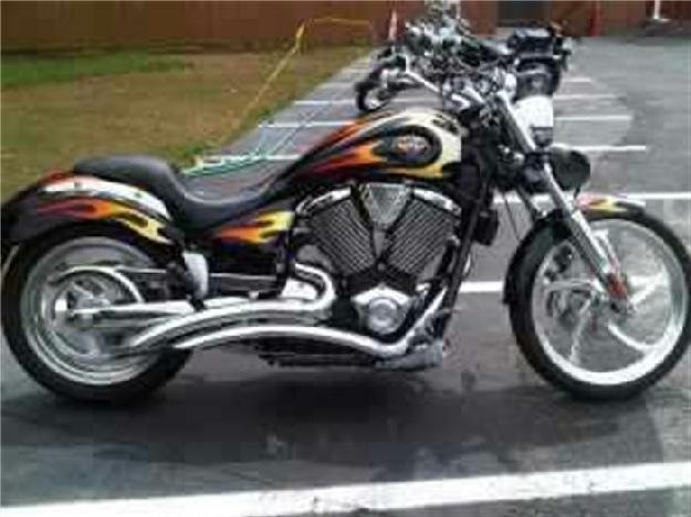 2005 Victory Motorcycle