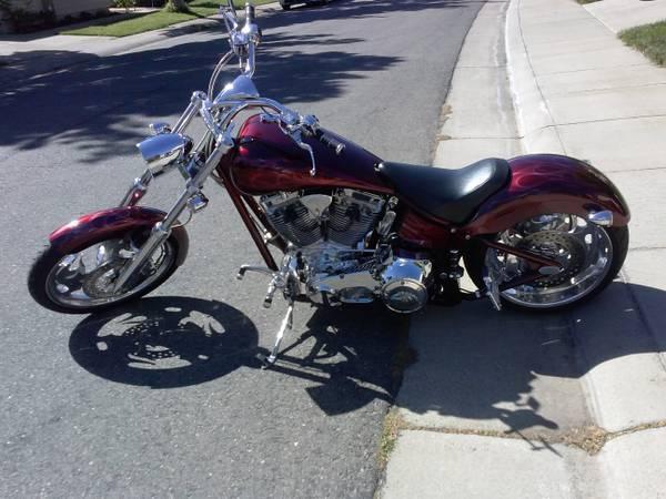 2006 American IronHorse SY Outlaw  in Elk Grove, CA