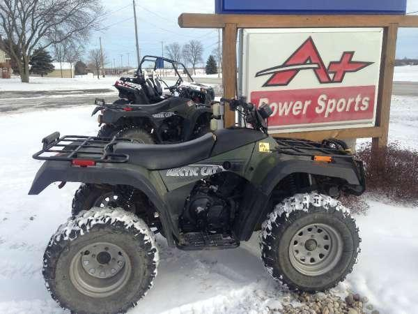 2002 Arctic Cat 500 4X4