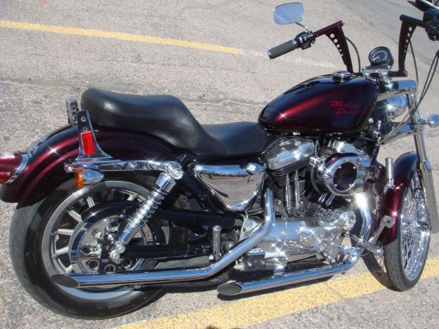 Harley 2001 Sportser
