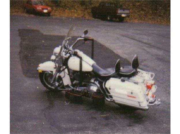 1997 Harley Davidson Police
