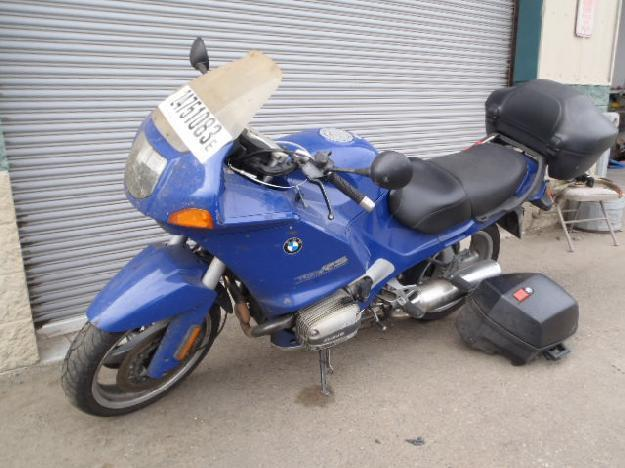 Salvage BMW MOTORCYCLE 1.1L  2 1996   - Ref#24751083