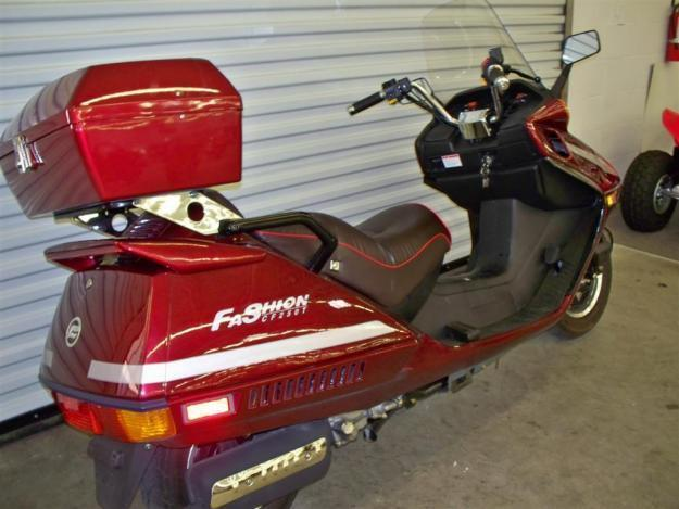 2009 CFMOTO Fashion 250cc Scooter