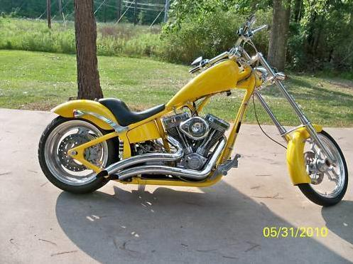 2003 BIG DOG CHOPPER SOFTAIL