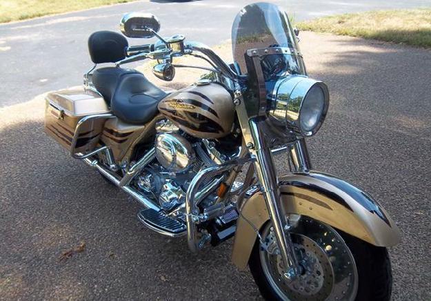 2003 Harley Davidson FLHRSEI2