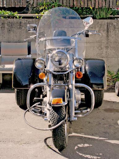 1989 Heritage Soft-tail Harley Davidson w 2001 Lehman Trike Kit