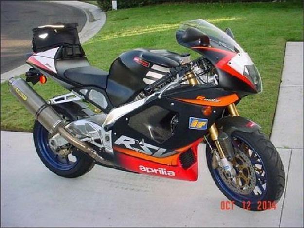 2002 Aprilia RSV
