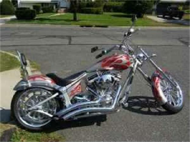 2006 Big Dog Motorcycle