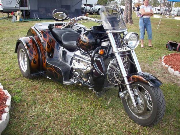 2005 Boss Hoss BHC-9