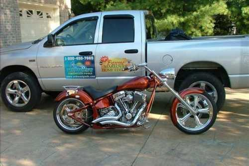 2006 NYC Chopper Custom in Fenton, MI