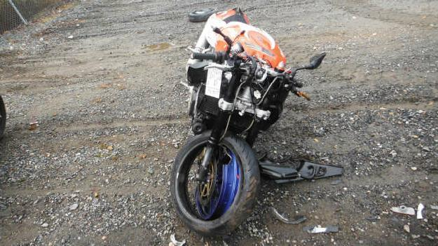 Salvage APRILIA MOTORCYCLE 1.0L  2 2008   - Ref#30249003
