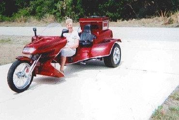 2002 VW Road Hawk trike